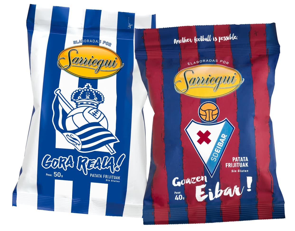 Sarriegui - Real Sociedad - Eibar